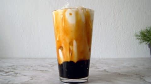 Brown Sugar Milk (Leche de Azúcar Moreno)
