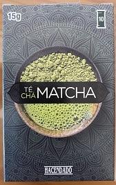 Caja de té verde matcha Mercadona