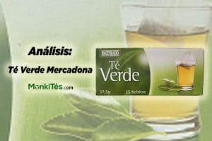Portada del análisis y opinión sobre el té verde Mercadona